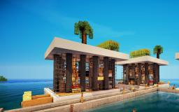 Nurai Water Resort Minecraft