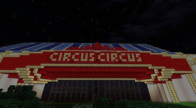 CircusCircus Sign!