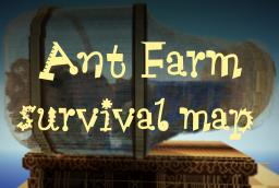 Bottle Ant Farm Survival Map [download] Minecraft Map & Project