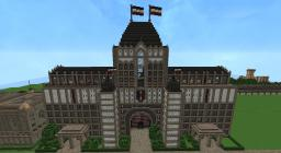 The Gendarmerie Building [with Download] Minecraft Map & Project