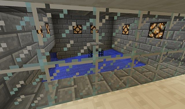 Skeleton Room Minecraft How To Make
