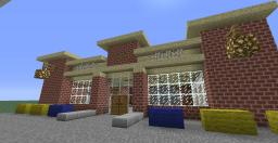 Convenience Store Minecraft Map & Project