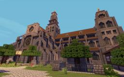 Guruth's Cathedral Minecraft Map & Project