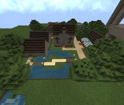 Dragon Quest 5 Minecraft Map & Project