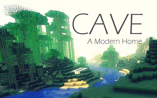 cave a modern cavern home minecraft project kitchen dining room table and chairs kitchen dining room knock through