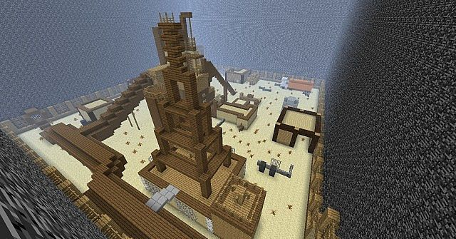 Minecraft Call Of Duty Mw2 Rust Remake Minecraft Project