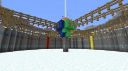 Vanilla Fully Regenerable Snow Spleef Arena! Minecraft Map & Project