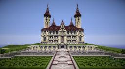 Prince Witold's Palace Minecraft Project