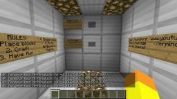 1-Block Survival (Like Skyblock or Skygrid) Minecraft Map & Project