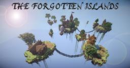 The Forgotten Islands Minecraft Map & Project