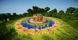 Hunger games catching fire almost done Minecraft Map & Project