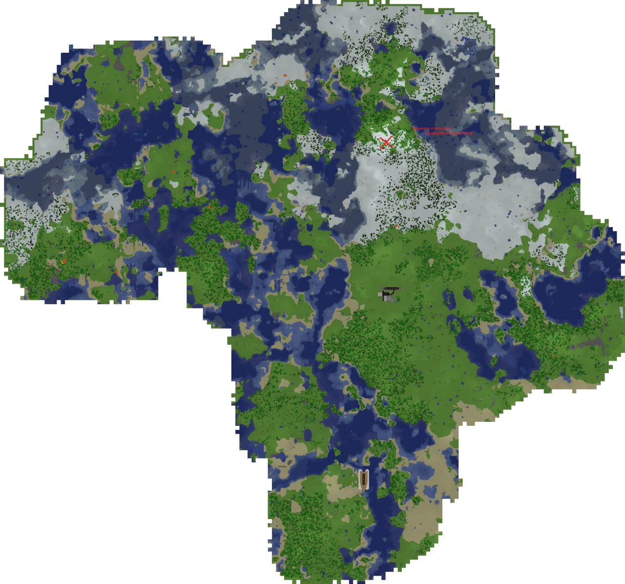 Minecraft world map mod afp cv gumiabroncs Image collections