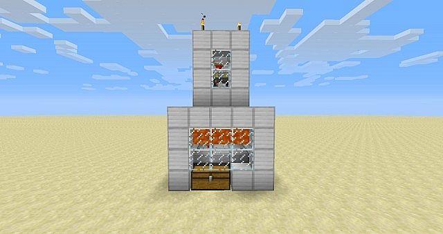 Chicken Minecraft Minecraft Automatic Chicken