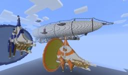 Ragican Fleet Minecraft Map & Project