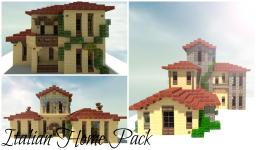 Tuscan Home Pack Minecraft