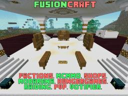 ✰ FusionCraft PVP 24/7 ✰[Griefing] ✰ [Factions] ✰ [McMMO] ✰ [Hardcore PVP] ✰[InstantSoup] Minecraft Server