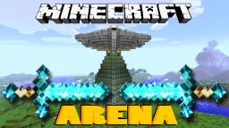 Arena For Mob Battles Minecraft Project