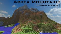 The Arkea Mountain Range | Community Giveaway | 50 subscriber special Minecraft