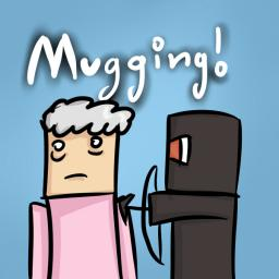 Mugging - Minecraft Machinima Minecraft Blog