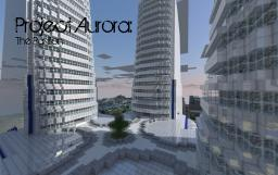 Project Aurora: The Pavilion (serves as apartment complex, and convention center) [WIP] Minecraft Map & Project