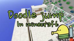 Mini Game - Doodle jump in minecraft 1-4 players trailer Minecraft Map & Project