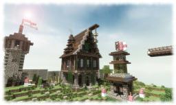 {Medieval/Nordic} Alheim Minecraft Project