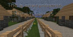 The 6 Enviroments Survival Games Map Minecraft