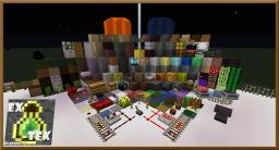 EX-TEX Texture Pack [128x] [1.5.2] Minecraft Texture Pack