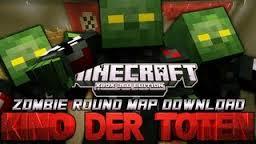 Kino Der Toten: Xbox 360 Edition Minecraft