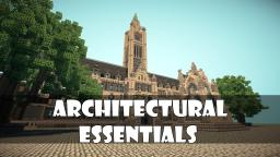 Architectural Essentials Minecraft Blog Post