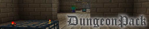 DungeonPack Mod (Lot of new Dungeons) Minecraft