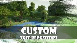 Custom Tree Repository Minecraft Map & Project