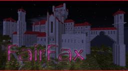 FairFax Castle Minecraft Map & Project