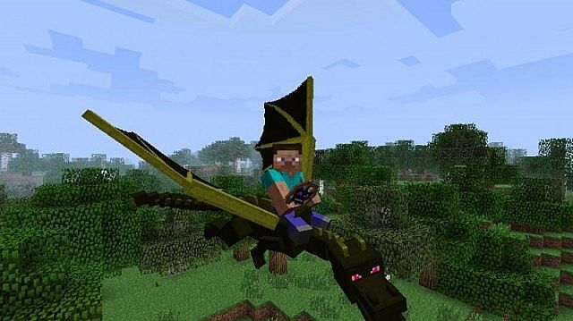 Animal Bikes Mod 1.7.2 Animal Bikes Minecraft Mod