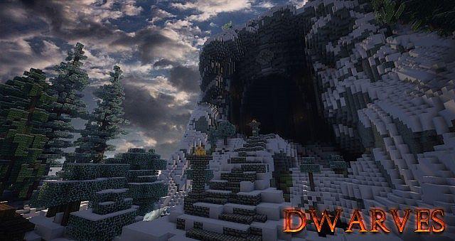 dwarven entrance