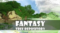 Fantasy Tree Repository Minecraft Project