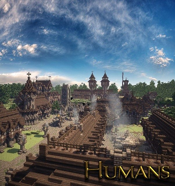 Human-city