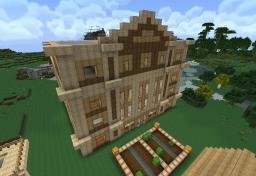 National Court (House) Minecraft Map & Project