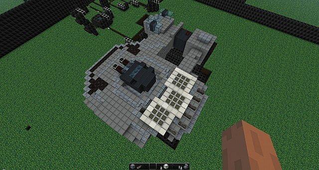 Yt 2400 dash rendar s outrider minecraft project