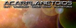 ACARPlanetoids - 1.6 | 24/7 | 150,000 Planets | PvP | mcMMO | DisguiseCraft Minecraft Server