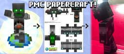 News : Papercraft, Adjustments Minecraft Blog