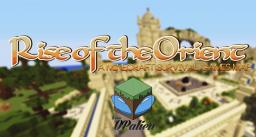 Rise of the Orient - OPalien Survival Games Map Minecraft