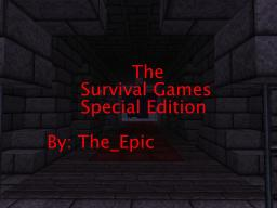 The Survival Games Special Edition Minecraft Project