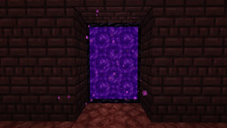 Nether House of the wicked Minecraft Map & Project