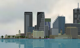 UPDATE V0.0.1 - Portland - The first original & realistic Australian city on Minecraft Minecraft Map & Project