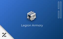 [ BETA ]  Legion Armory - Star Wars Trooper Armor! Minecraft Mod
