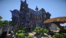 Pwego/Insomnia Spawn Minecraft Map & Project