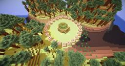 Viking Age Survival Games Map Minecraft Project