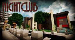 Modern NightClub Minecraft Map & Project