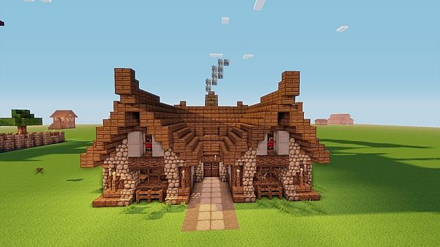 Axianerve S Medieval Building Bundle Minecraft Project